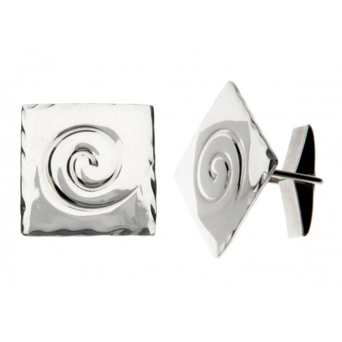 SQUARE SUMMER SUN CUFF LINKS