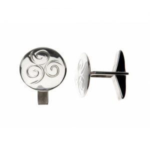 TRISCLE CUFF LINKS