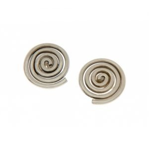 NEWGRANGE SPIRAL EARRINGS