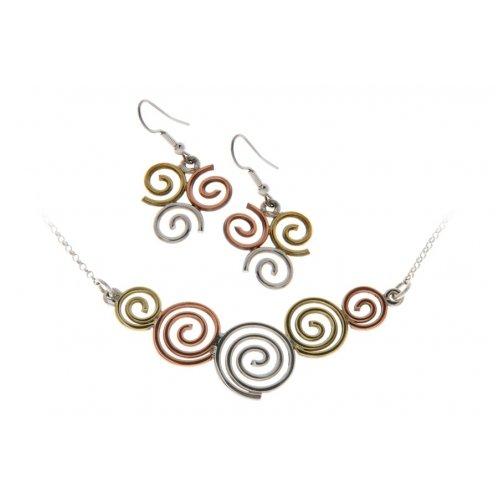 MIXED NECKLACE SET - Handmade Irish Jewellery